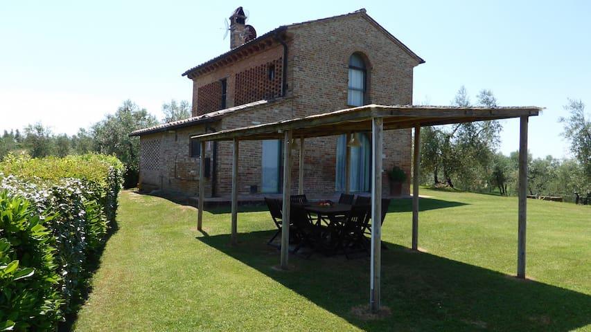 Fattoria di Colleoli - Villa Fienile - Palaia - House