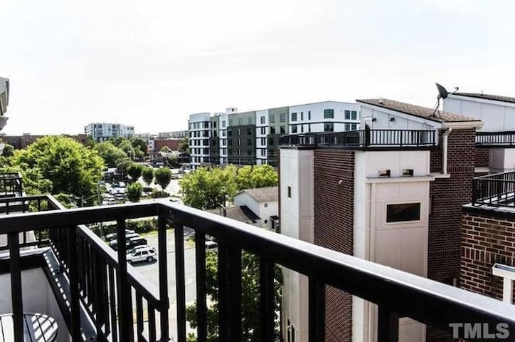 Luxury Condo in Heart of Downtown with Roof Lounge