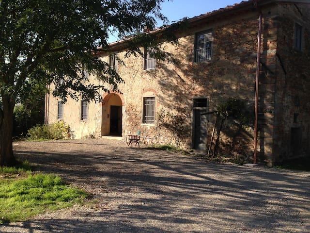 STONE HOUSE 15° CENTURY IN TUSCANY - Vicchio - Villa