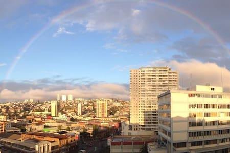 habitacion doble barrio patrimonial - Valparaíso - House