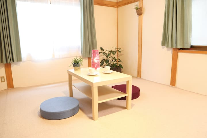 Terase House Close To Station Spacious&Comfy Room♪