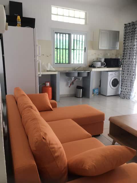 Appartement dans résidence tranquille