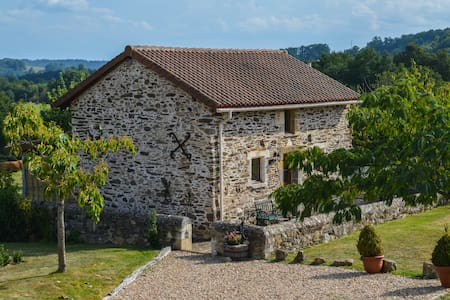 Dordogne detached idyllic gite - Saint-Martin-de-Fressengeas