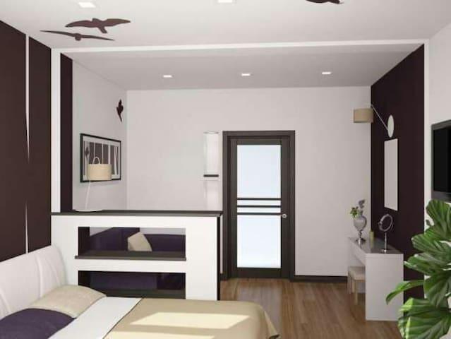Отличная 2-х комнатная квартира - Мукачево - Apartemen