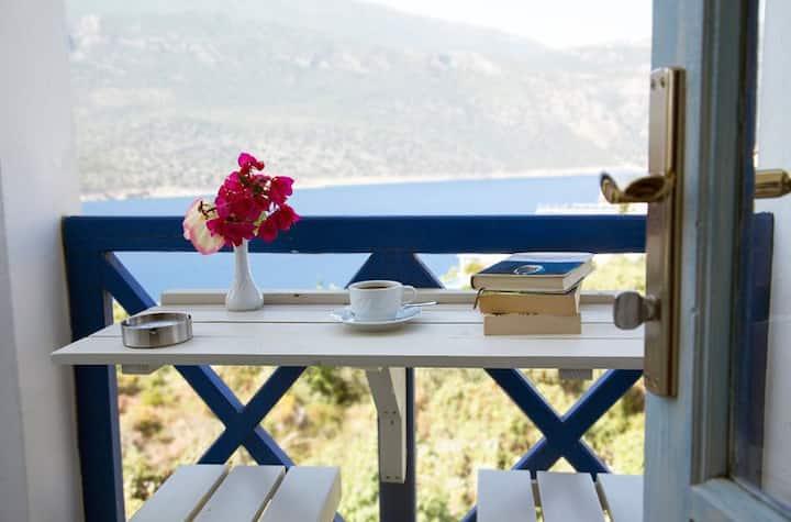 La Salvia Hotel- Deniz Manzaralı Standart Oda