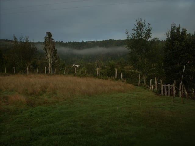 Cabaña en Chiloé
