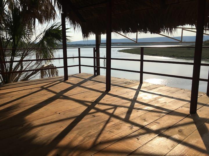 Casa de Campo con vistas increíbles a la Laguna