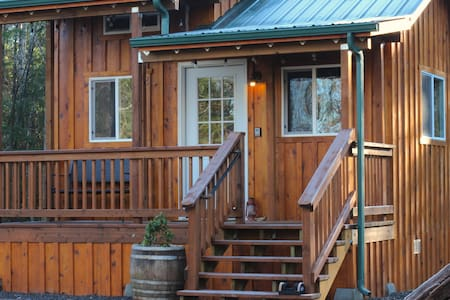 Sol Duc Den-West, A tiny cabin with big adventures