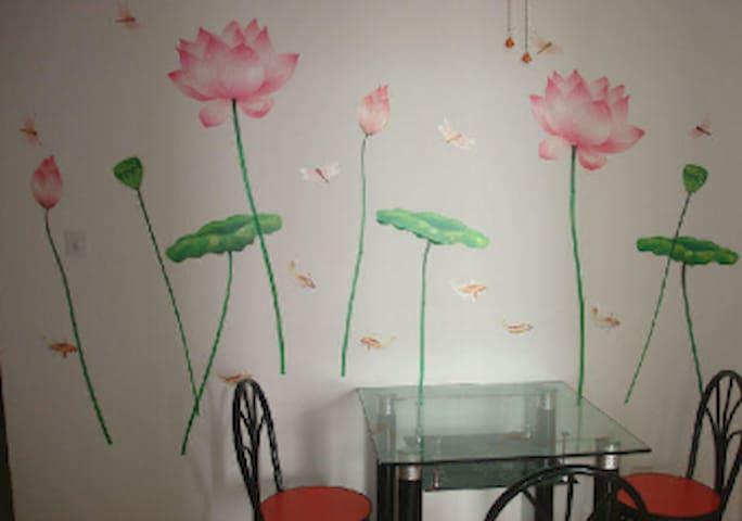金海家园w - Ningbo Shi - Appartement