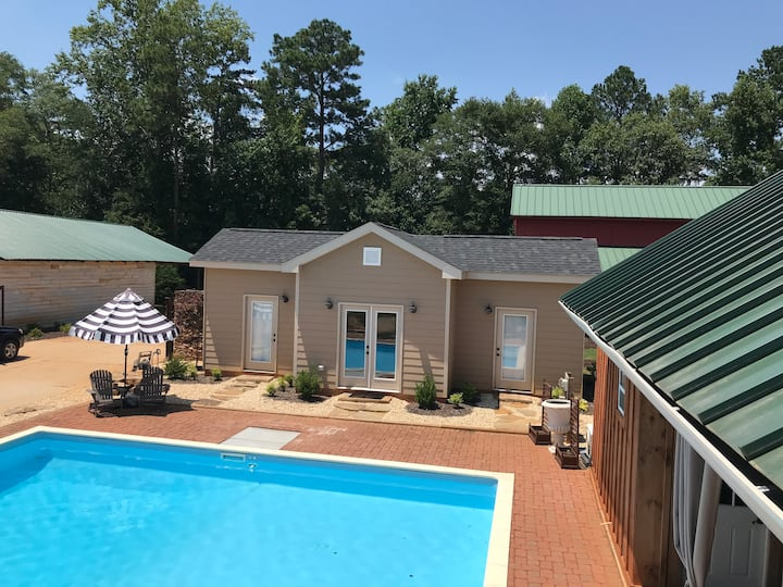 New Guest House, Farm Setting, On-site Golf