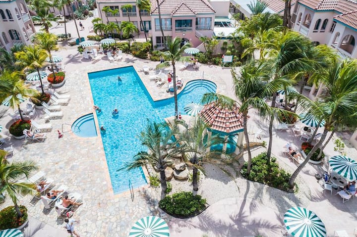 1 Bedroom Suite @ Caribbean Palm Village Resort