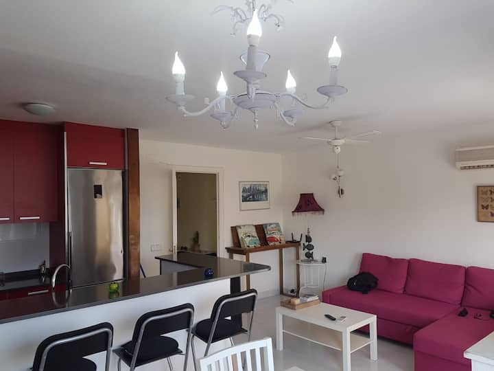 Beautiful apartment,  in the old Sitges town
