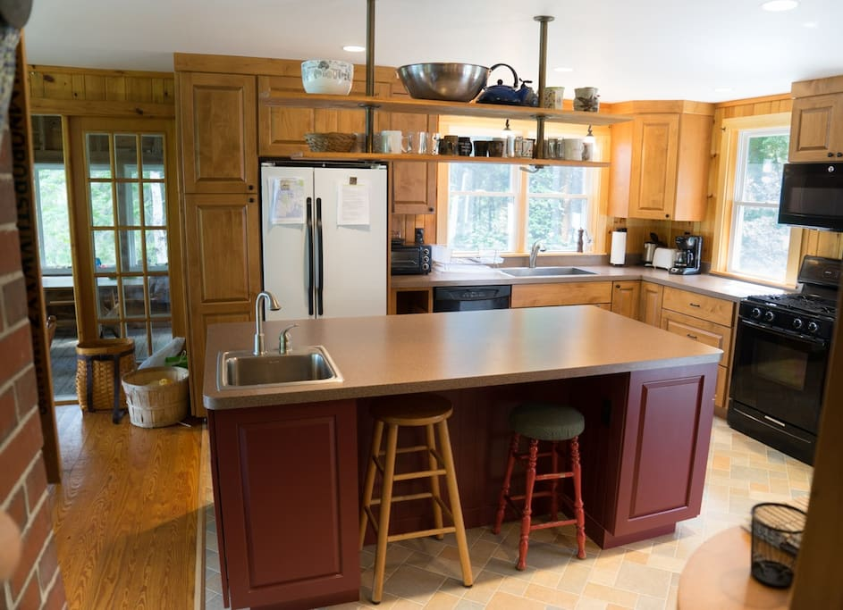 Kitchen was remodeled in 2015