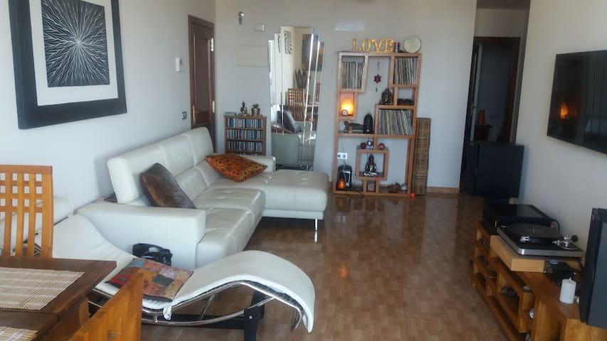 Sea and mountain views real spanish experience - Adeje - Appartement