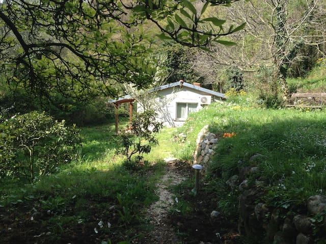 Petite maison 2 pièces - Menton - Rumah