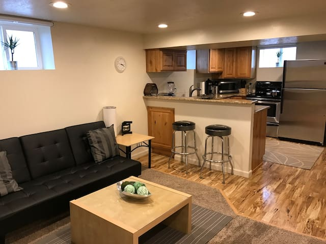 Cozy Salt Lake / Sugar House Apartment! - Salt Lake City - Apartamento