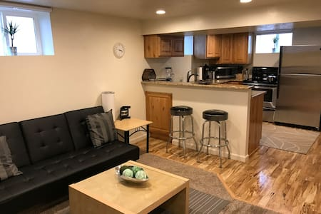 Cozy Sugar House Apartment! - Salt Lake City - Lejlighed