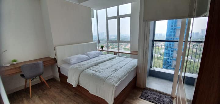Apartment in BSD City Serpong near to ICE BSD