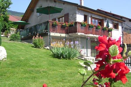 Grande maison de village avec jardin et terrasse - Péron - Talo