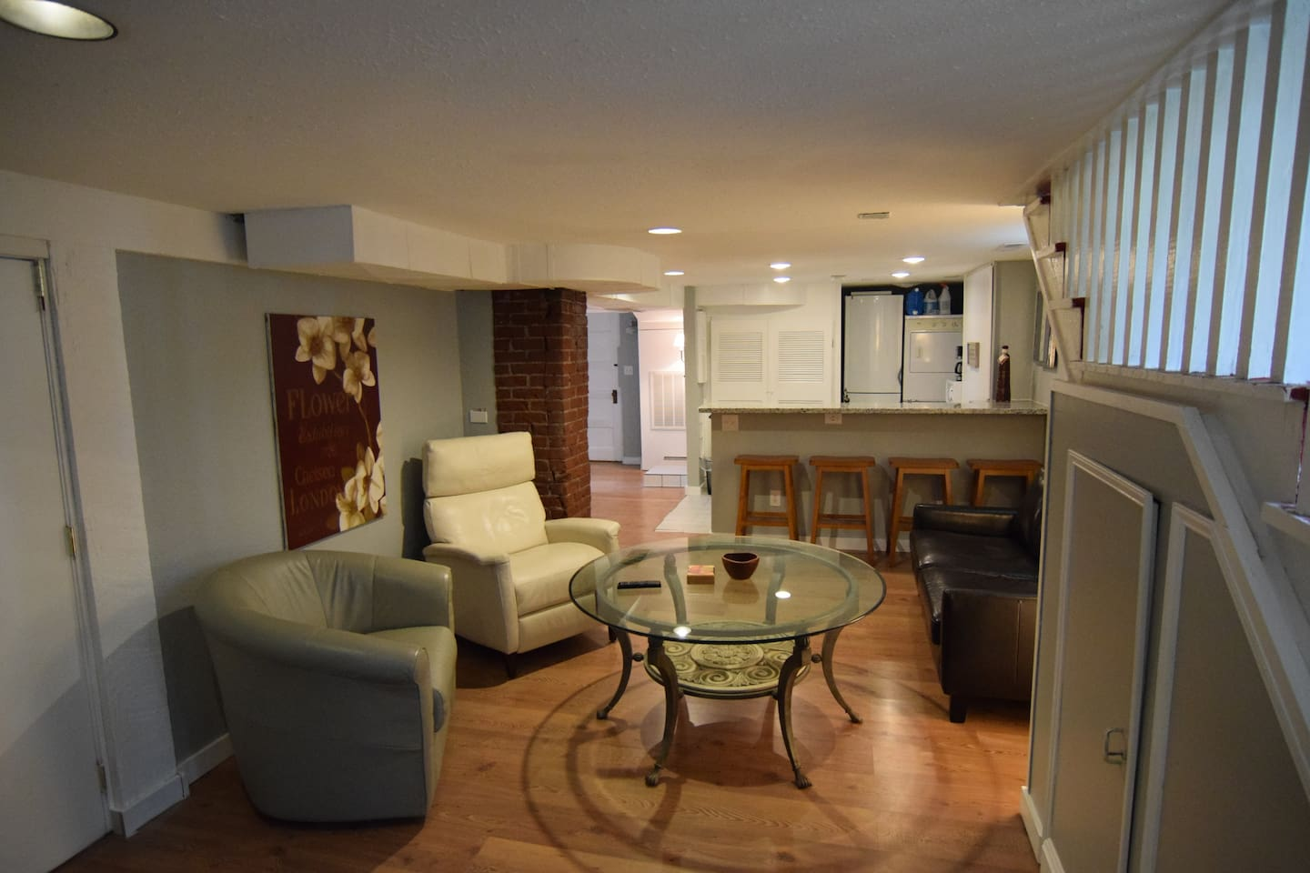 Garden Level Private 2 bedroom Apartment - Guest suites for Rent in ...