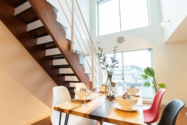 Stylish 80sqm Duplex. in Harajuku/Omotesando