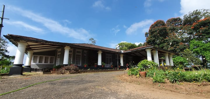 Pattumalay Tea Bungalow Thekkady