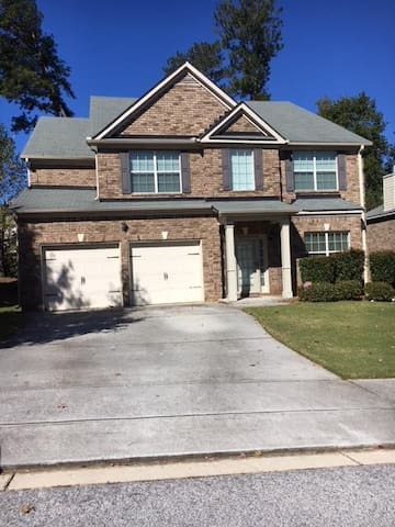 Only 10 mins from Stone Mountain Park!