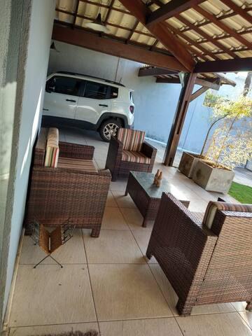 Casa em Nova Limas para passar dias agradáveis.