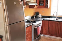 Full Sized Kitchen