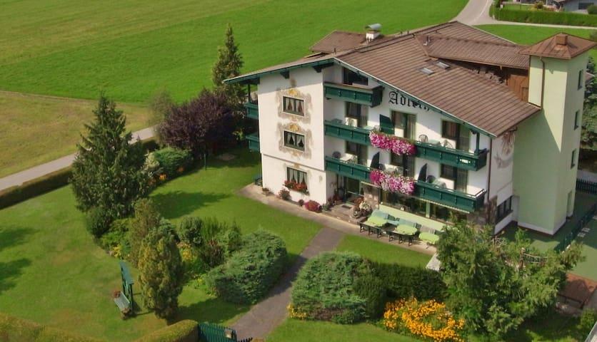 Zimmer ohne Verpflegung mit schöner Aussicht - Gemeinde Wildermieming - Andet
