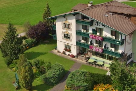 Zimmer ohne Verpflegung mit schöner Aussicht - Gemeinde Wildermieming