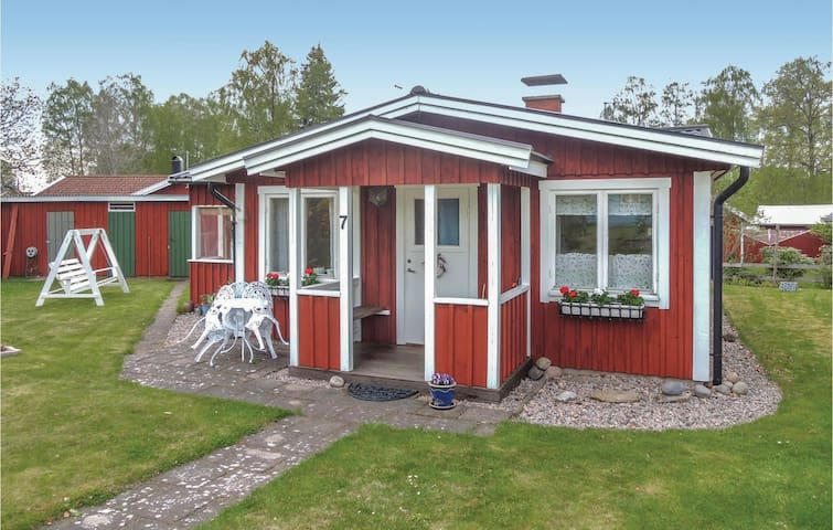 Holiday cottage with 2 bedrooms on 72 m² in Ljungby