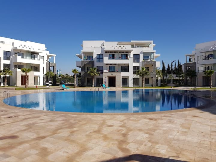 Appartement Agadir bay-residence Hivernage Founty