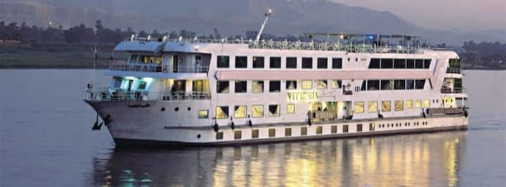 Real Life Egypt 5* Nile Cruise from Luxor to Aswan