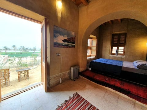 "Abouzeid's house "" lake view ""."