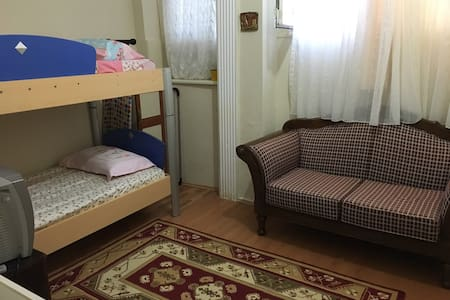[ a quiet room in the city center ] - Bursa - Leilighet
