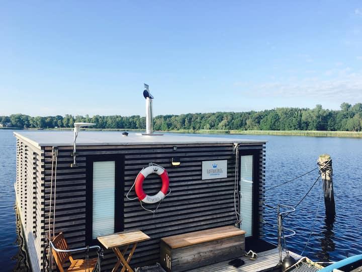 Hausboot Hafenkönig Lübeck
