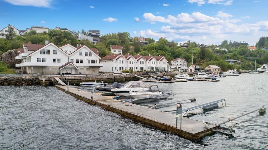 Sommeridyll i Bergen