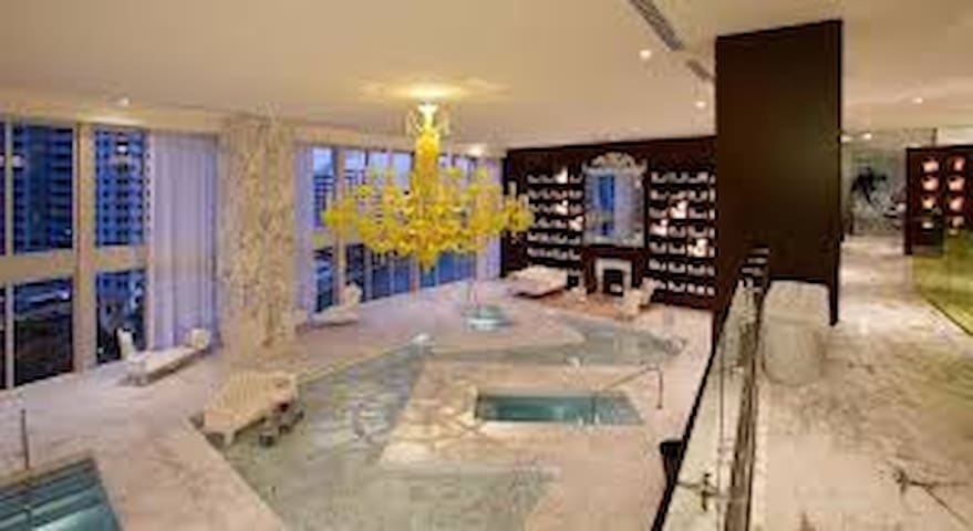 Amazing and Luxury Apartment Brickell Icon 1Bed R - Miami - Apartmen