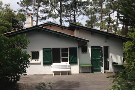 Traditional House to rent - Cap Ferret 6/8 people - Lège-Cap-Ferret - 独立屋
