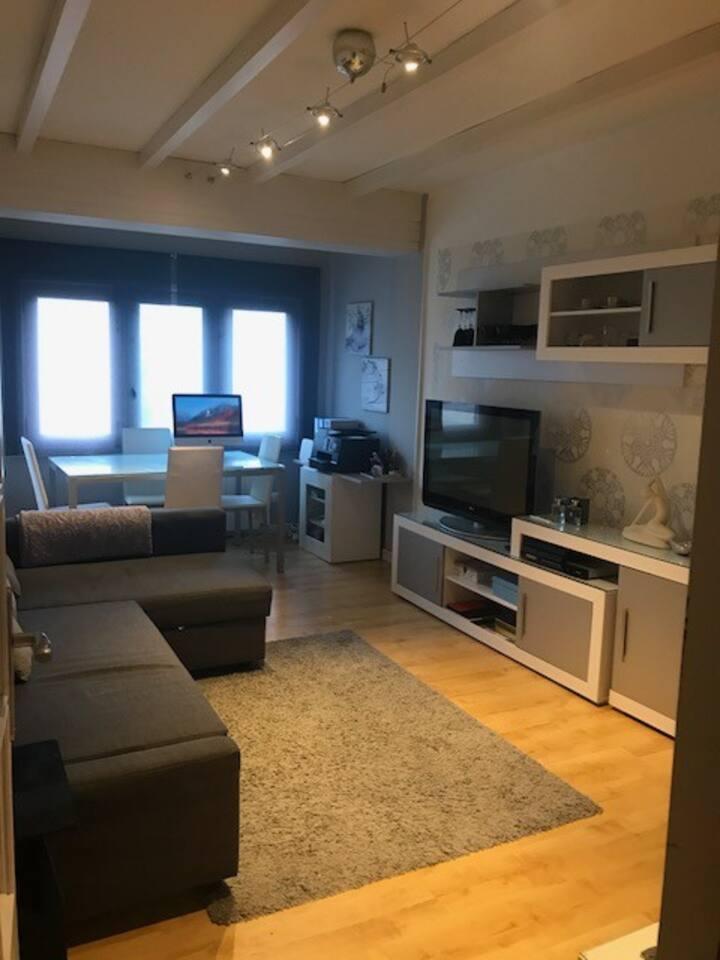 Precioso piso en el centro de Sanxenxo