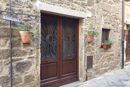 Nel cuore del centro storico Abbadia S.Salvatore
