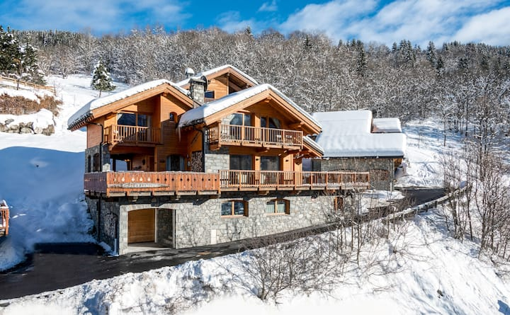 Chalet Iamato, Meribel Village, Les3Valles
