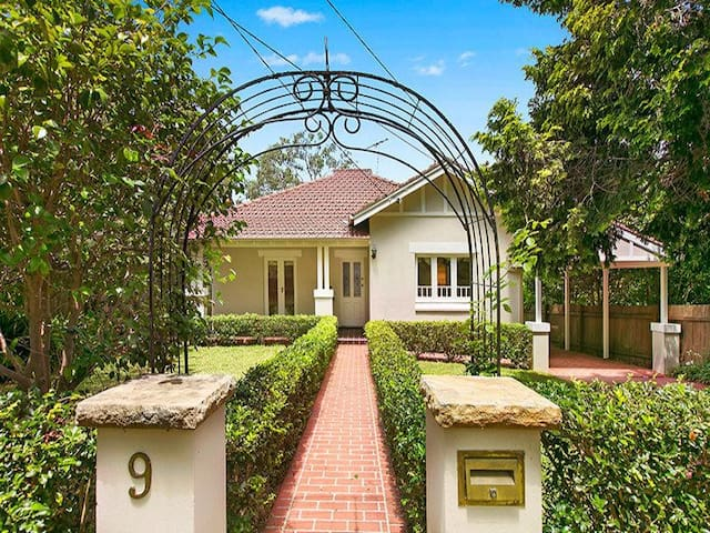 Charming Cottage - Turramurra (SYD) - Turramurra - House