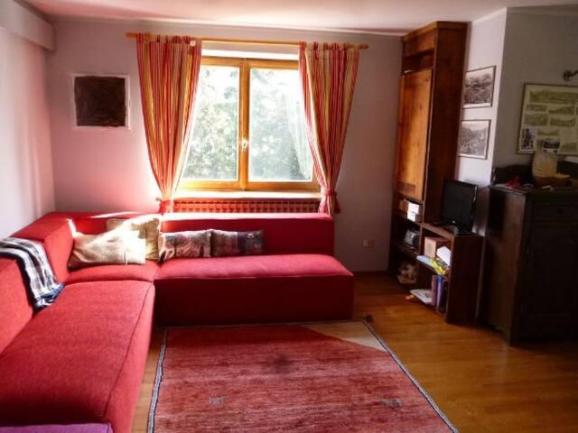 Splendido e soleggiato alloggio - Antagnod - Flat