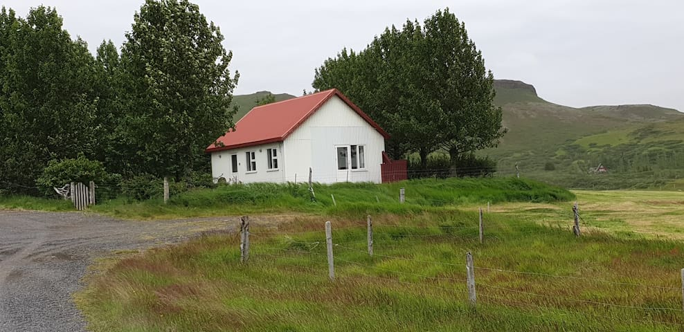 Cosy house in south Iceland close to the Interior
