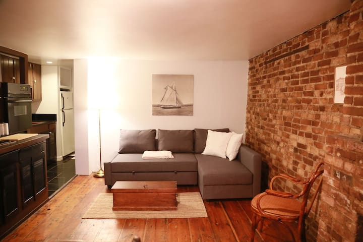 One Bedroom Garden Apartment in Prime Brooklyn! - Brooklyn - Apartment