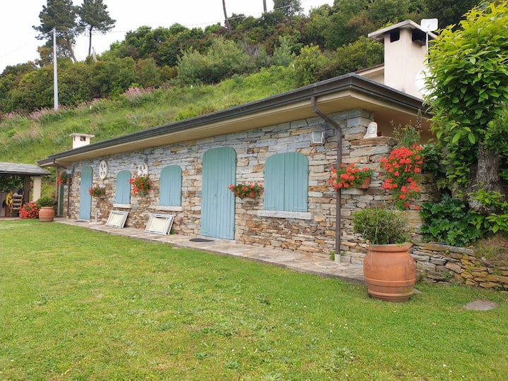 La casa nel Bosco da Stefania