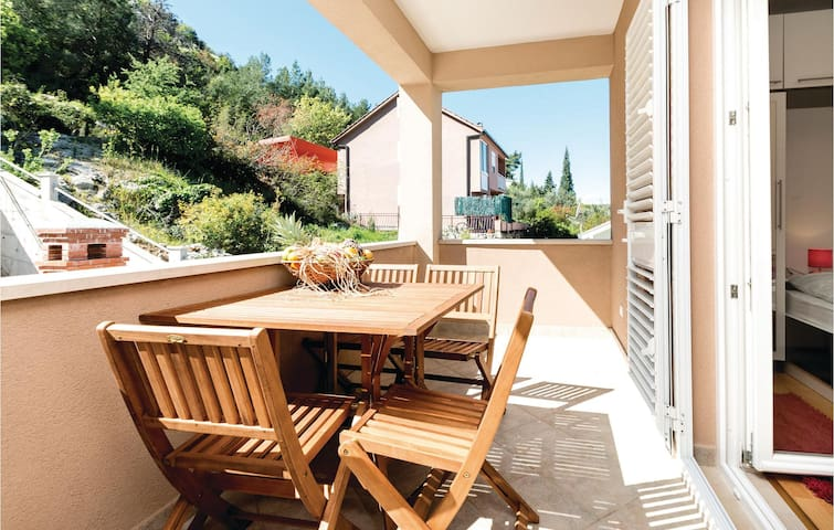 Holiday apartment with 1 bedroom on 33m² in Blace
