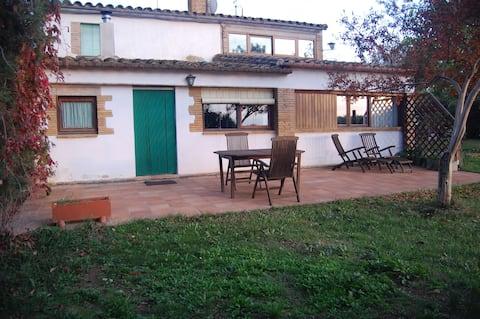 Girona, para dos personas alojamiento ideal.